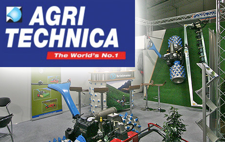 Brielmaier at the Agritechnica